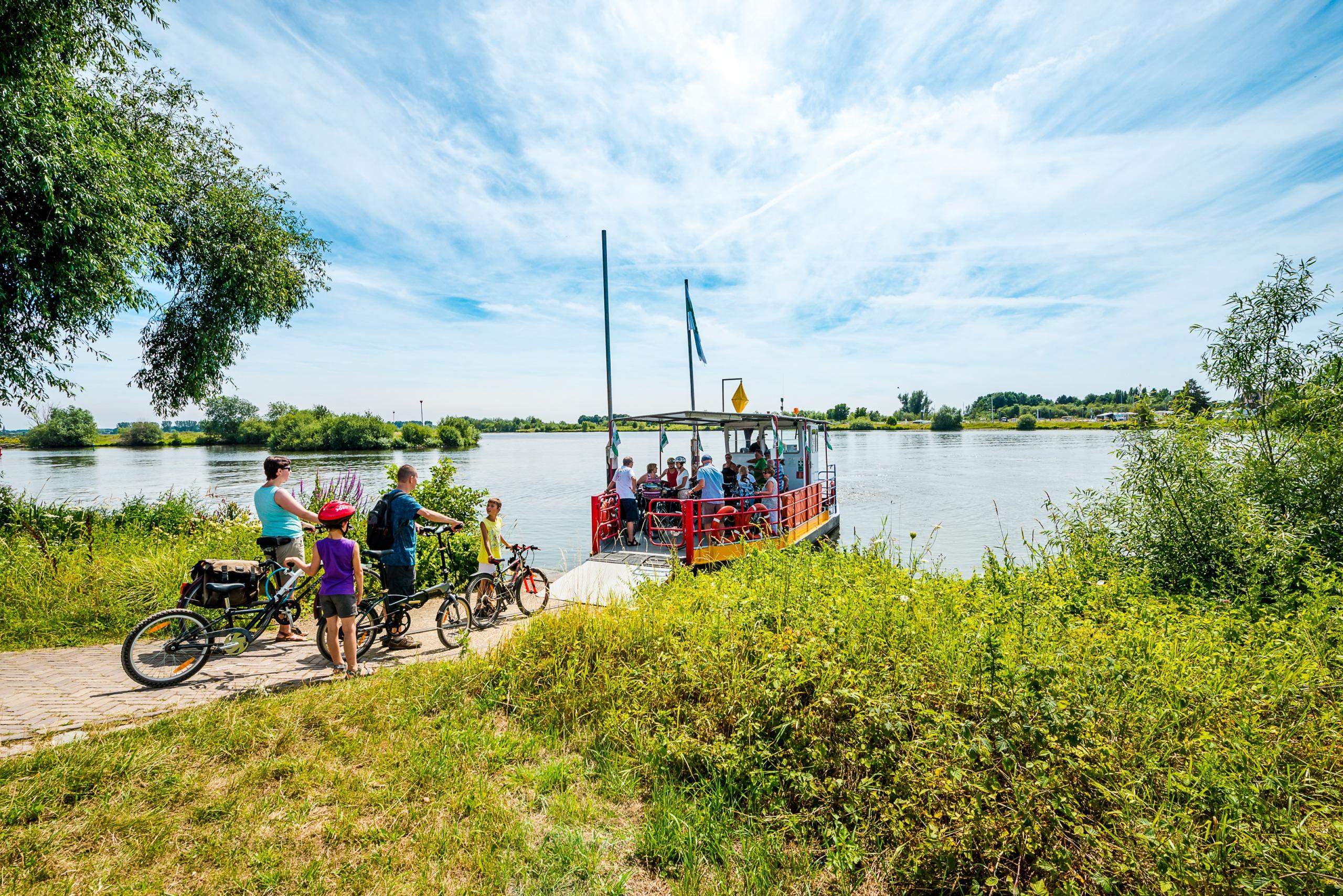 Bijna 8,1 miljoen Nederlanders fietsen voor het plezier