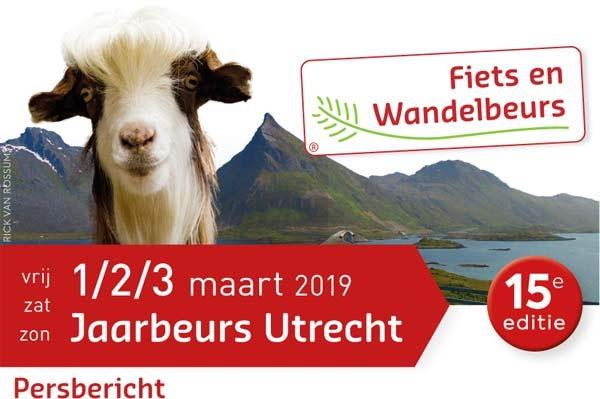 Fiets- en Wandelbeurs Utrecht