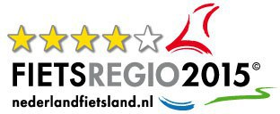 Provincie Limburg 4 sterren fietsregio
